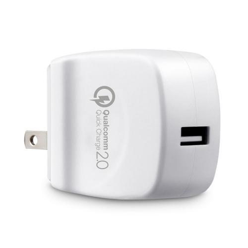 LVSUN龙威盛龙威盛QC 2.0极速充电器LS-QW15